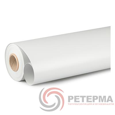 Покрытие ПВХ 1,0x25 (350 мкм) цвет: серый