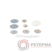 Крепёжные диски CL 0-30 мм для шипов сварочных (1000  шт/уп.)