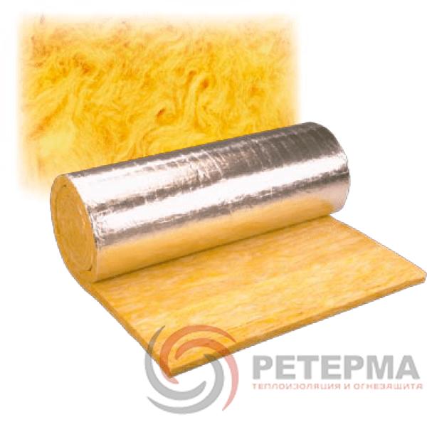 ISOTEC Mat-AL-100/Y-1200x4000 (ISOVER KIM-AL)
