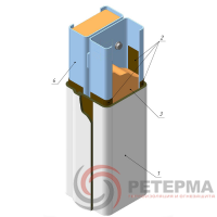 Системы огнезащиты ЛСТК и металлоконструкций