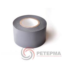 Лента ПВХ 50ммX33м Цвет: серый