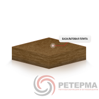 PRO-BETON 1000x600x50 (REI 240) 90 кг/м3